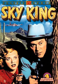 Sky King and Penny