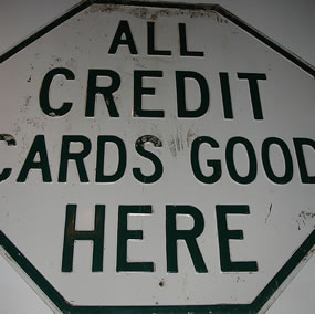 all credit cards good