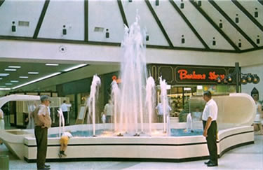mall fountain